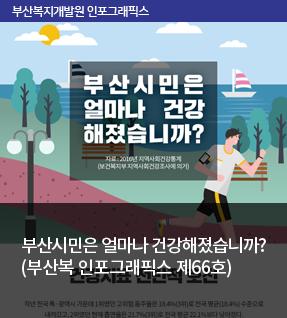 부산시민은 얼마나 건강해졌습니까? (부산인포그래픽스 제66호)